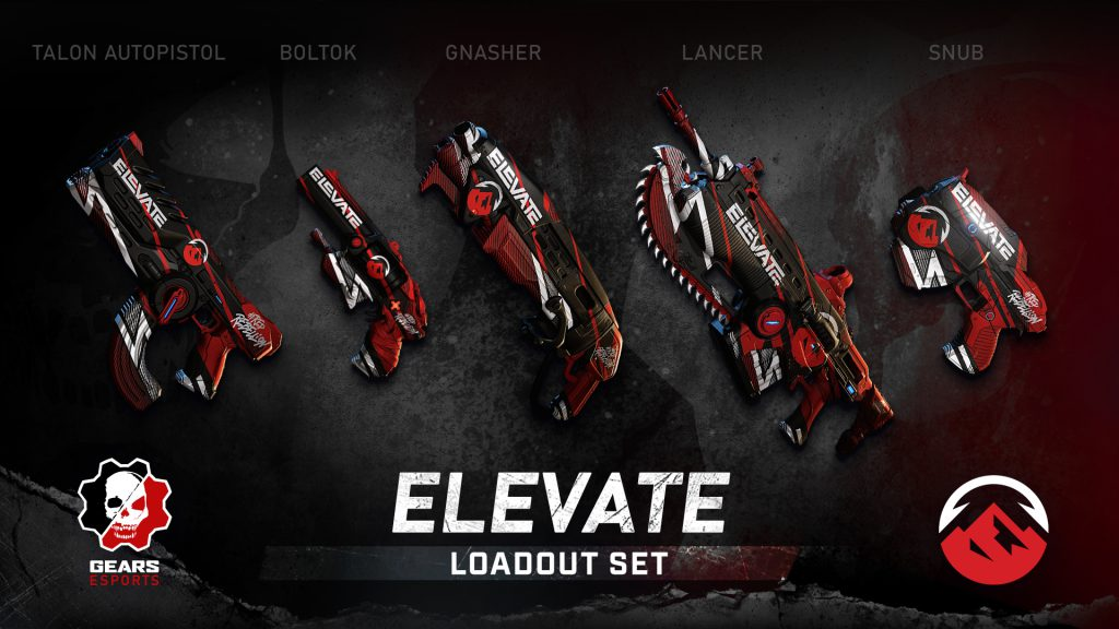 Asset shows the Elevate Bundle