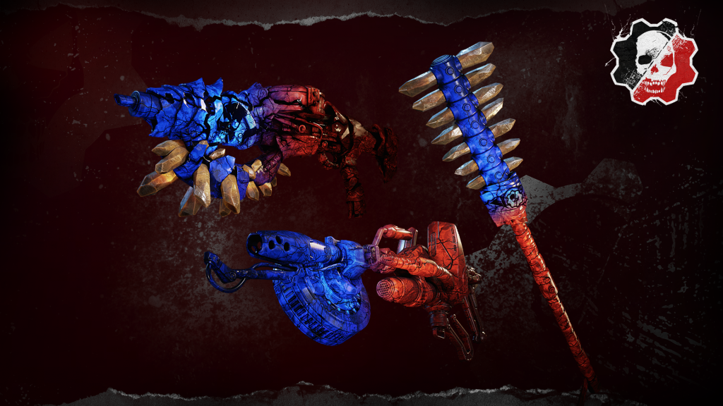 Imagine showing the Watch and Win Items for Week 5 which include the Team Syndrome Claw, Mace, and Scorcher
